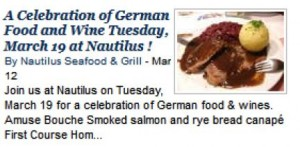 Nautilus Seafood & Grill
